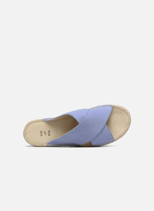 Espadrilles Shoe the bear THEA S Blue view from the left