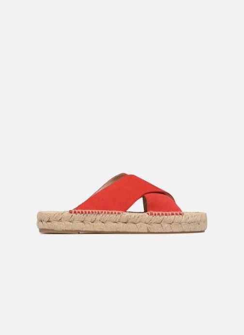 Espadrilles Shoe the bear THEA S Rouge vue derrière