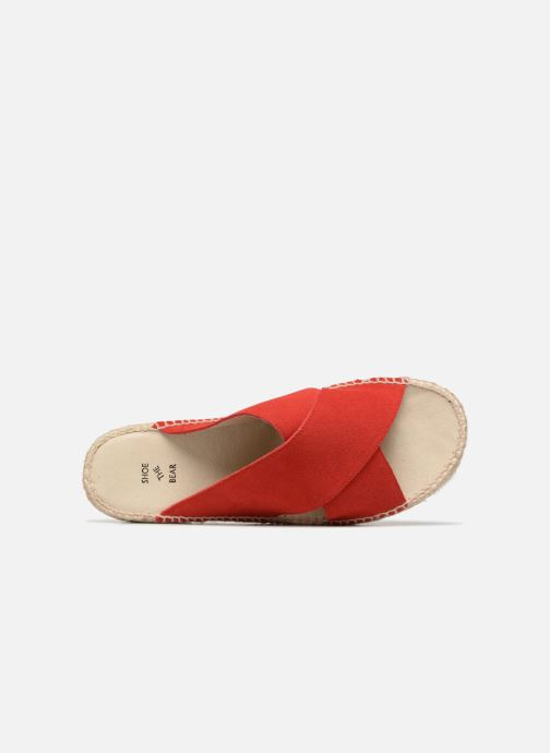 Espadrilles Shoe the bear THEA S Rouge vue gauche