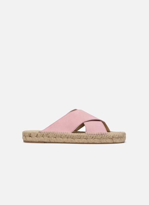 Espadrilles Shoe the bear THEA S Roze achterkant