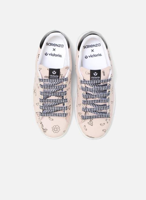 Sneakers Victoria Deportivo Kid SARENZA X VICTORIA Roze voorkant