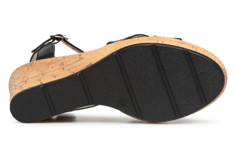Sandalen Tamaris Aubepine 2 Zwart boven