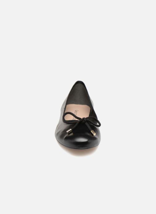 Ballet pumps Georgia Rose Sendrillon Black model view