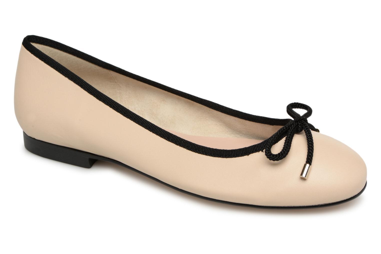 modelo más vendido Rose de la marca Georgia Rose vendido Sendrillon (Beige) - Bailarinas en Más cómodo 9a9c34