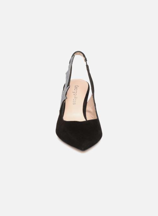 Escarpins Georgia Rose Starlight Noir vue portées chaussures