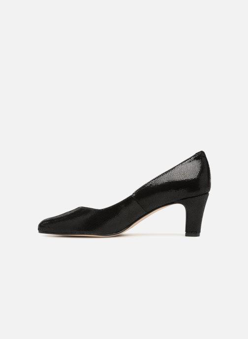 High heels Georgia Rose Suzet Black front view