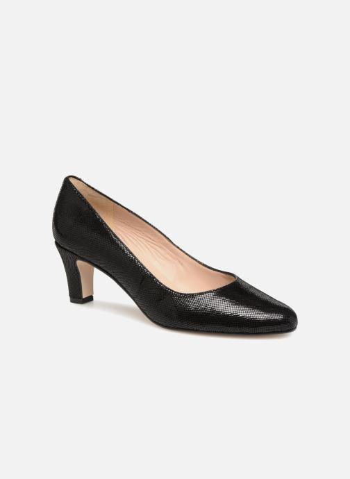 High heels Georgia Rose Suzet Black detailed view/ Pair view