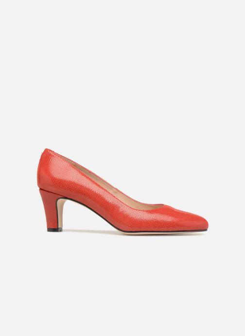Zapatos de tacón Georgia Rose Suzet Rojo vistra trasera
