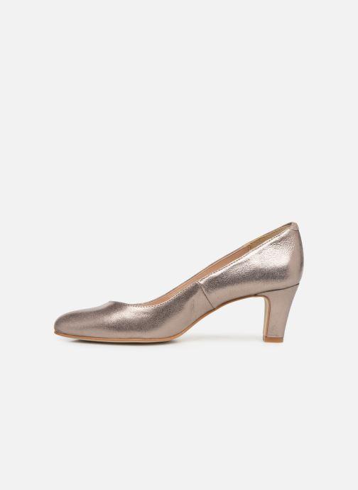 High heels Georgia Rose Suzet Pink front view