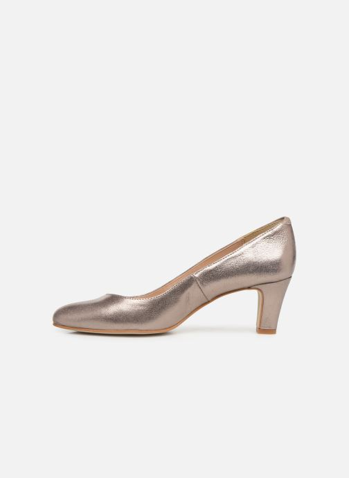 Zapatos de tacón Georgia Rose Suzet Rosa vista de frente