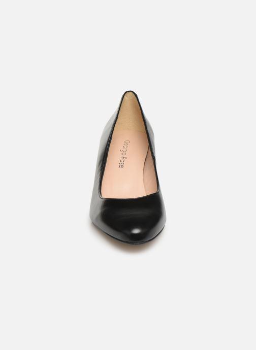 Escarpins Georgia Rose Suzet Noir vue portées chaussures
