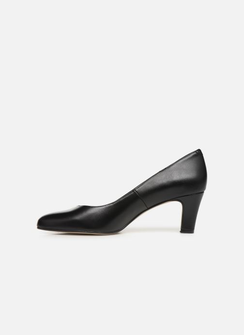 Zapatos de tacón Georgia Rose Suzet Negro vista de frente