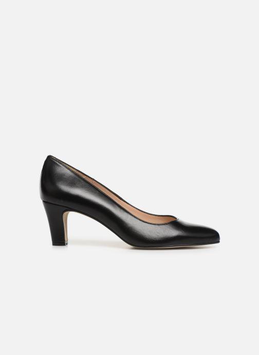 Zapatos de tacón Georgia Rose Suzet Negro vistra trasera