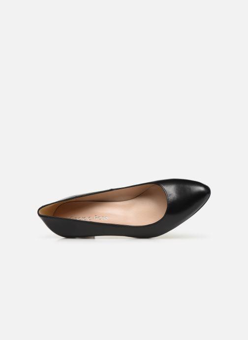 Zapatos de tacón Georgia Rose Suzet Negro vista lateral izquierda