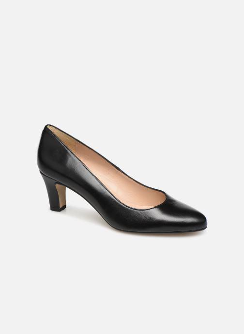 Zapatos de tacón Georgia Rose Suzet Negro vista de detalle / par