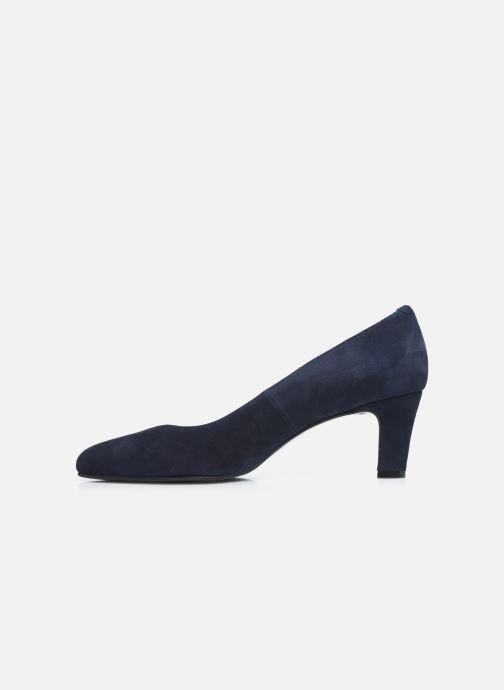 Zapatos de tacón Georgia Rose Suzet Azul vista de frente