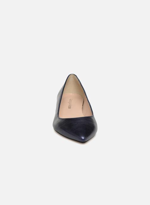 Escarpins Georgia Rose Sicona Bleu vue portées chaussures