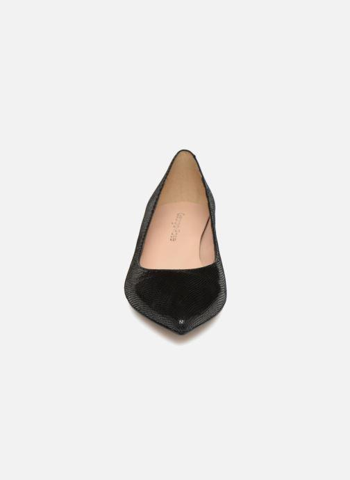 Escarpins Georgia Rose Sicona Noir vue portées chaussures