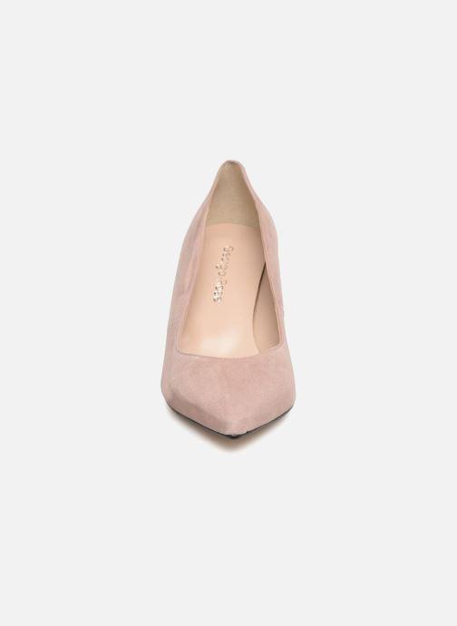 Escarpins Georgia Rose Sohight Beige vue portées chaussures