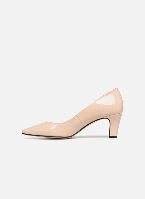 Zapatos de tacón Georgia Rose Satrot Beige vista de frente