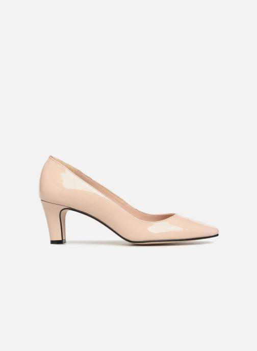 Zapatos de tacón Georgia Rose Satrot Beige vistra trasera