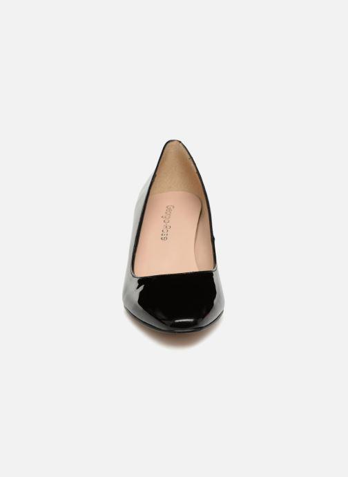 Escarpins Georgia Rose Satrot Noir vue portées chaussures