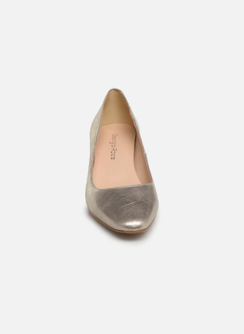 Escarpins Georgia Rose Satrot Or et bronze vue portées chaussures