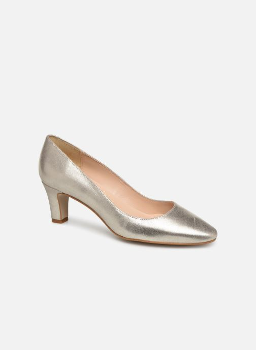 Zapatos de tacón Georgia Rose Satrot Oro y bronce vista de detalle / par