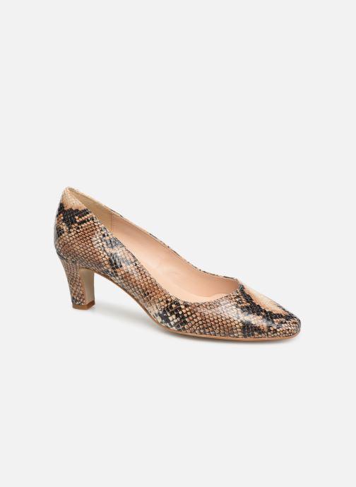 High heels Georgia Rose Satrot Beige detailed view/ Pair view