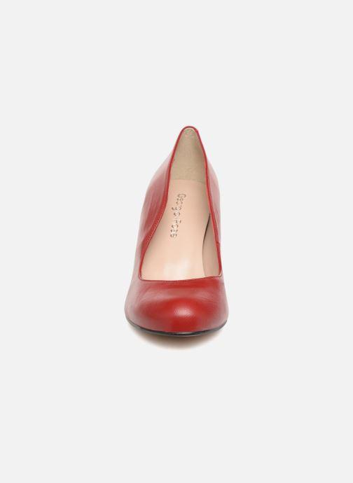 Escarpins Georgia Rose Splendid Rouge vue portées chaussures