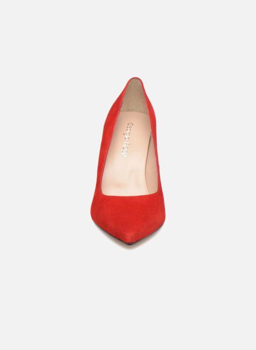 Escarpins Georgia Rose Sunseta Rouge vue portées chaussures