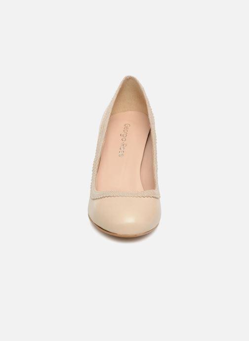 Escarpins Georgia Rose Sunrock Beige vue portées chaussures