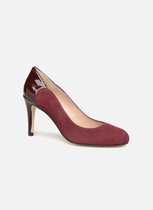 Zapatos de tacón Georgia Rose Sibelle Vino vista de detalle / par
