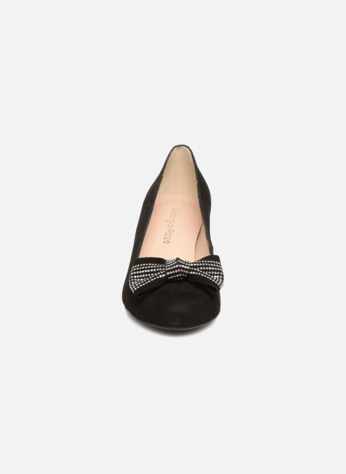 Escarpins Georgia Rose Soprana Noir vue portées chaussures