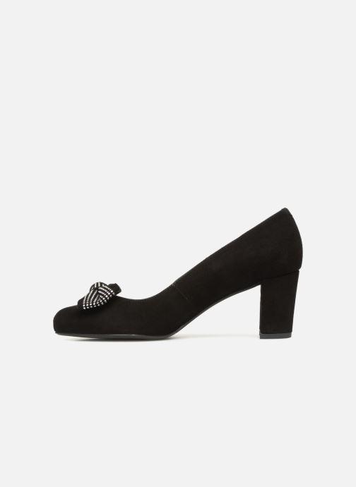 Zapatos de tacón Georgia Rose Soprana Negro vista de frente