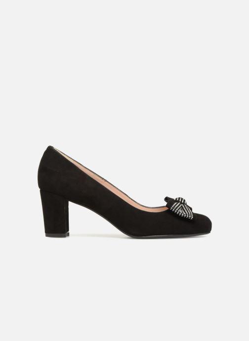 Zapatos de tacón Georgia Rose Soprana Negro vistra trasera