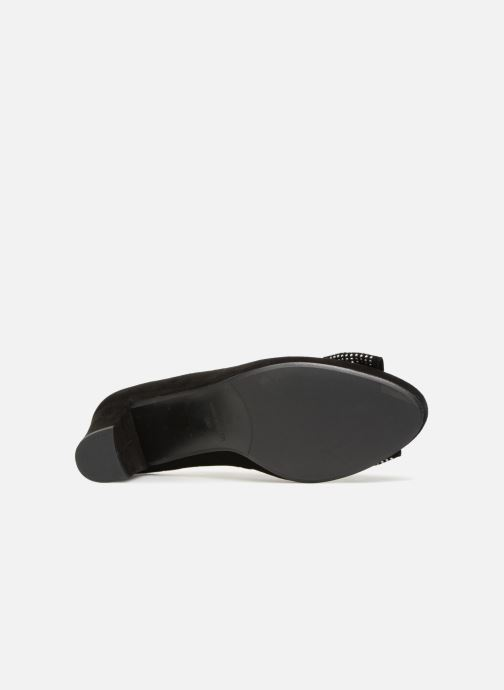 Zapatos de tacón Georgia Rose Soprana Negro vista de arriba