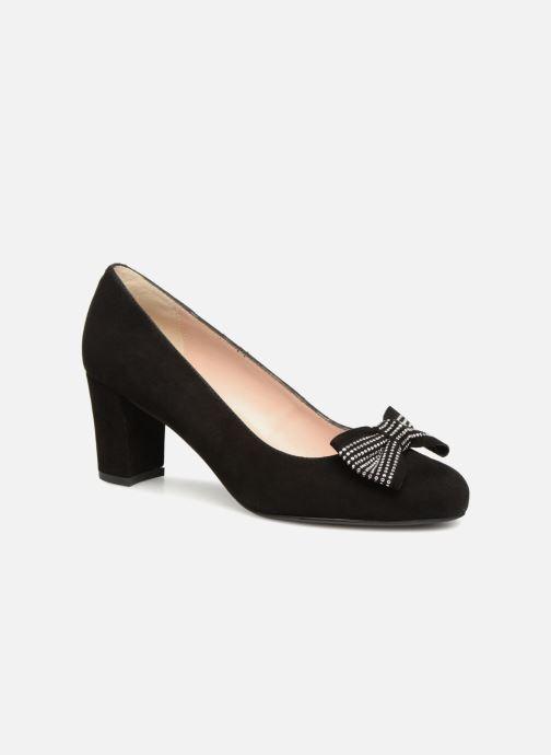 Zapatos de tacón Georgia Rose Soprana Negro vista de detalle / par