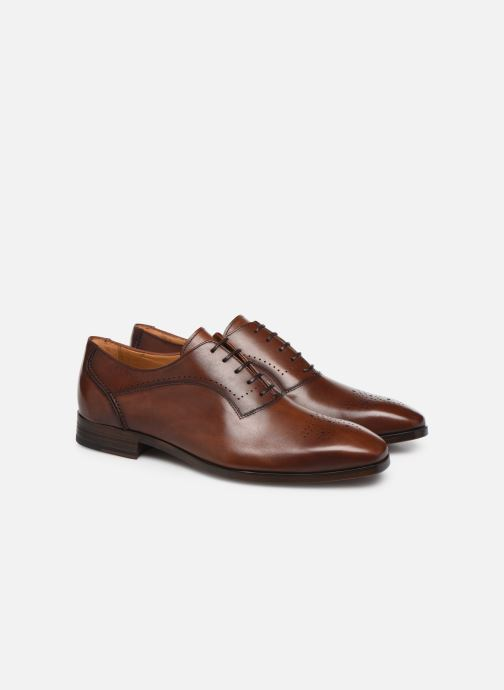Chaussures à lacets Marvin&Co Luxe Posintown - Cousu Blake Marron vue 3/4