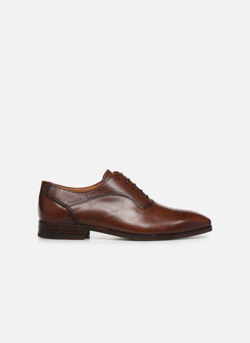 Chaussures à lacets Marvin&Co Luxe Posintown - Cousu Blake Marron vue derrière