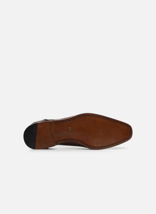 Chaussures à lacets Marvin&Co Luxe Posintown - Cousu Blake Marron vue haut