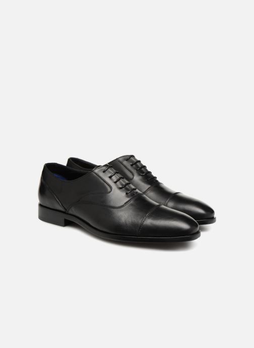 Chaussures à lacets PS Paul Smith Tompkins Noir vue 3/4