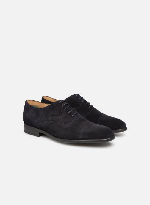 Chaussures à lacets PS Paul Smith Tompkins Bleu vue 3/4