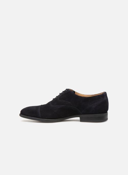 Chaussures à lacets PS Paul Smith Tompkins Bleu vue face