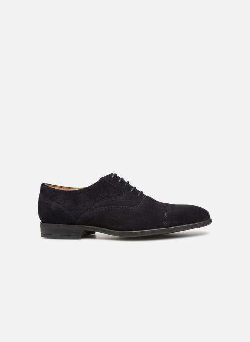 Chaussures à lacets PS Paul Smith Tompkins Bleu vue derrière