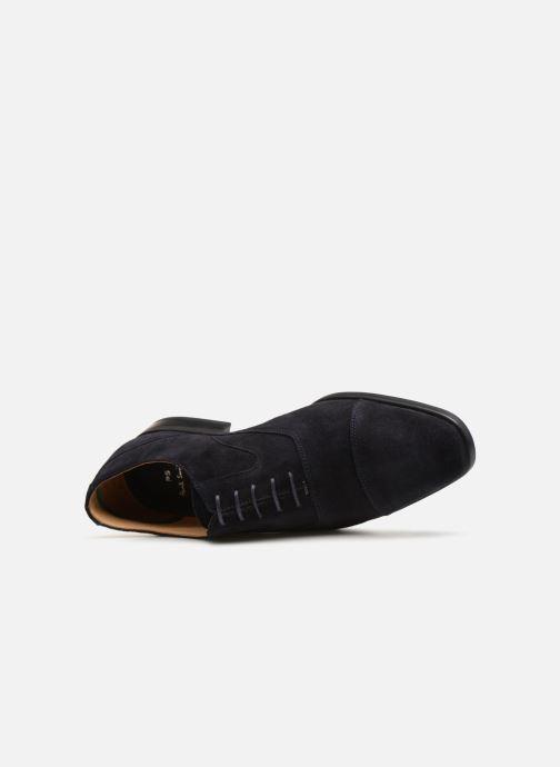 Chaussures à lacets PS Paul Smith Tompkins Bleu vue gauche