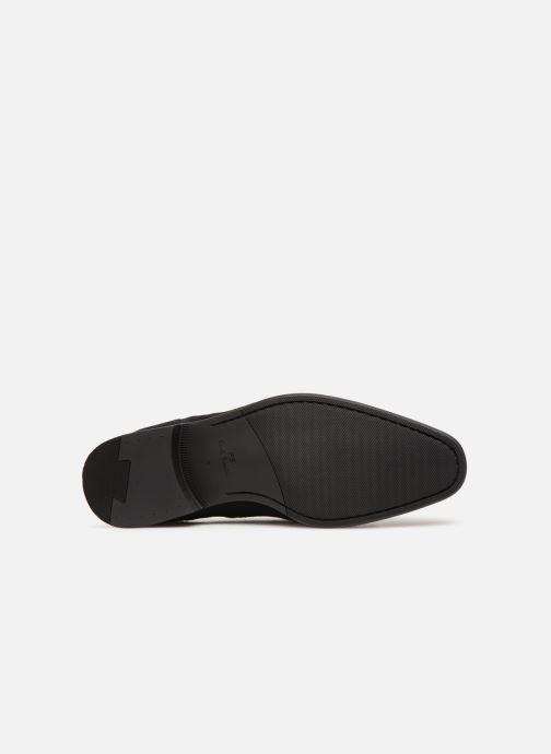 Chaussures à lacets PS Paul Smith Tompkins Bleu vue haut