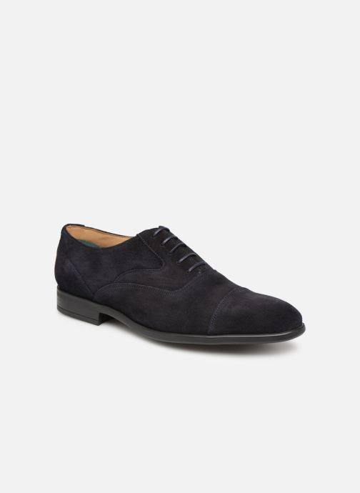 Chaussures à lacets PS Paul Smith Tompkins Bleu vue détail/paire