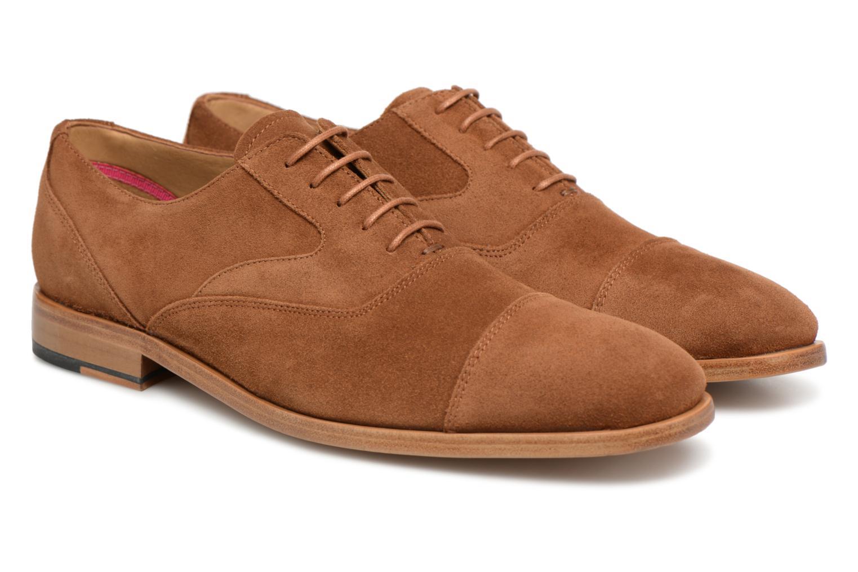 Chaussures à lacets Paul Smith Tompkins Marron vue 3/4