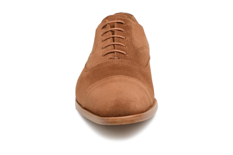 Chaussures à lacets Paul Smith Tompkins Marron vue portées chaussures